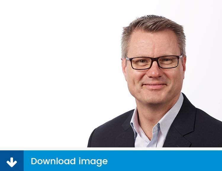 image of Bo Larsen, CCO Commercial Director