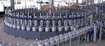Flexspeed high capacity filling