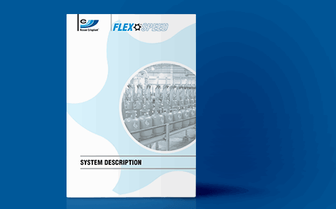 Frontcover of Kosan Crisplant brochure: FLEXSPEED system description